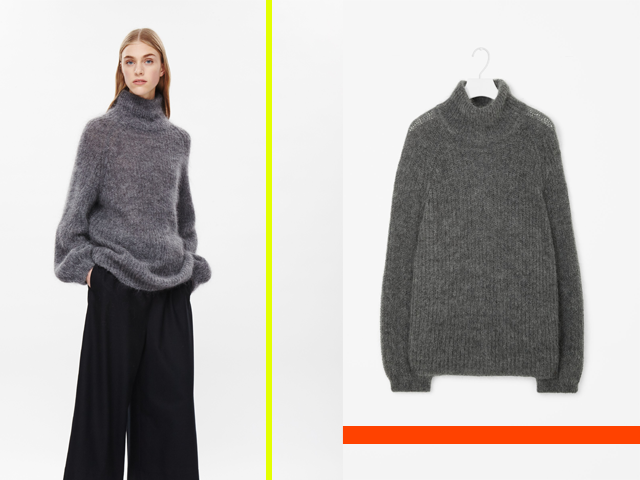 CharlesRayandCoco-COS-Knitwear-grey