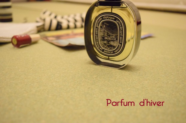 Charles Ray and Coco - parfum diptyque - eau duelle