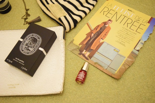 Charles Ray and Coco - parfum diptyque - eau duelle.