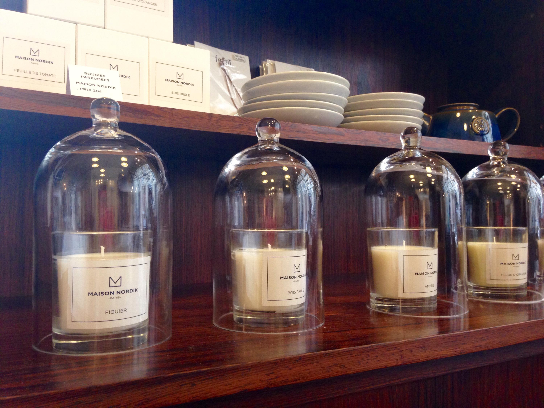 Maison Nordik - Bordeaux - bougies
