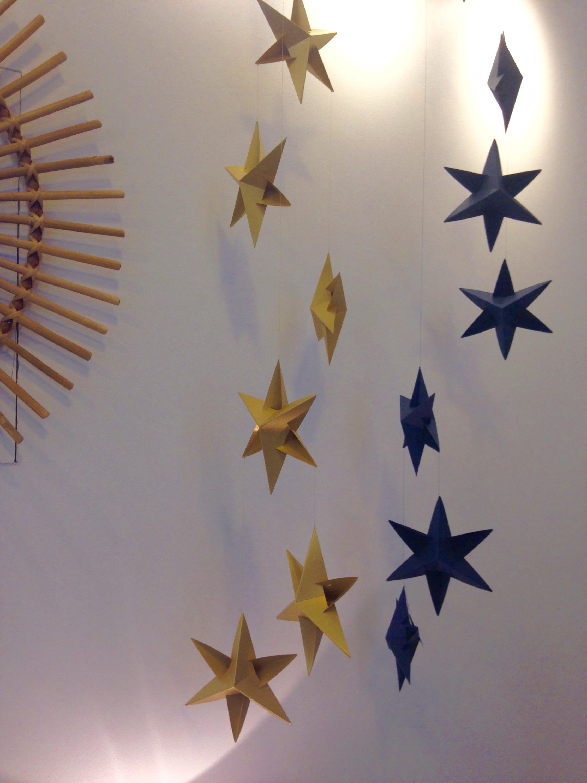Maison Nordik - Bordeaux - guirlandes étoiles