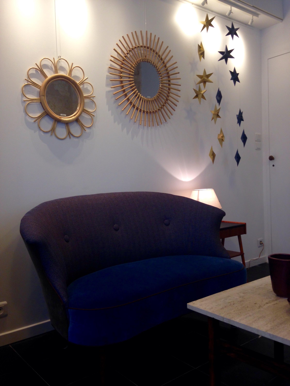 Maison Nordik - Bordeaux - sofa