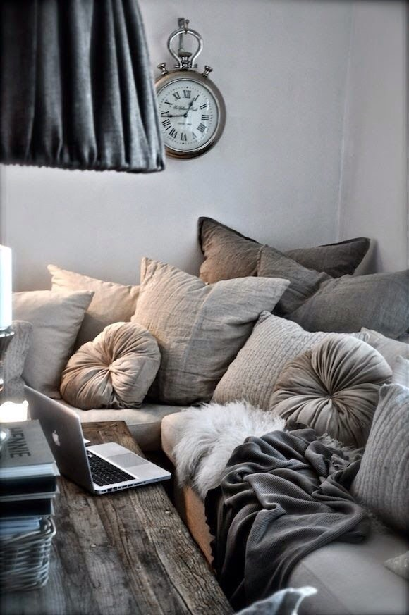 sofa - cocooning