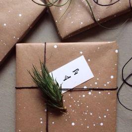 christmas gift craft