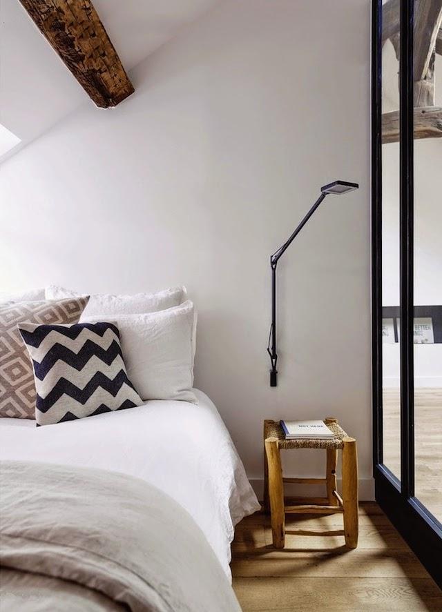 Margaux Beja appartement - chambre