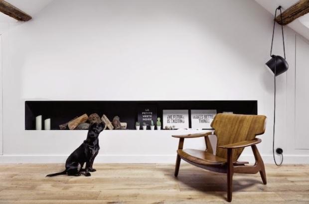 Margaux Beja appartement - cheminée (2)