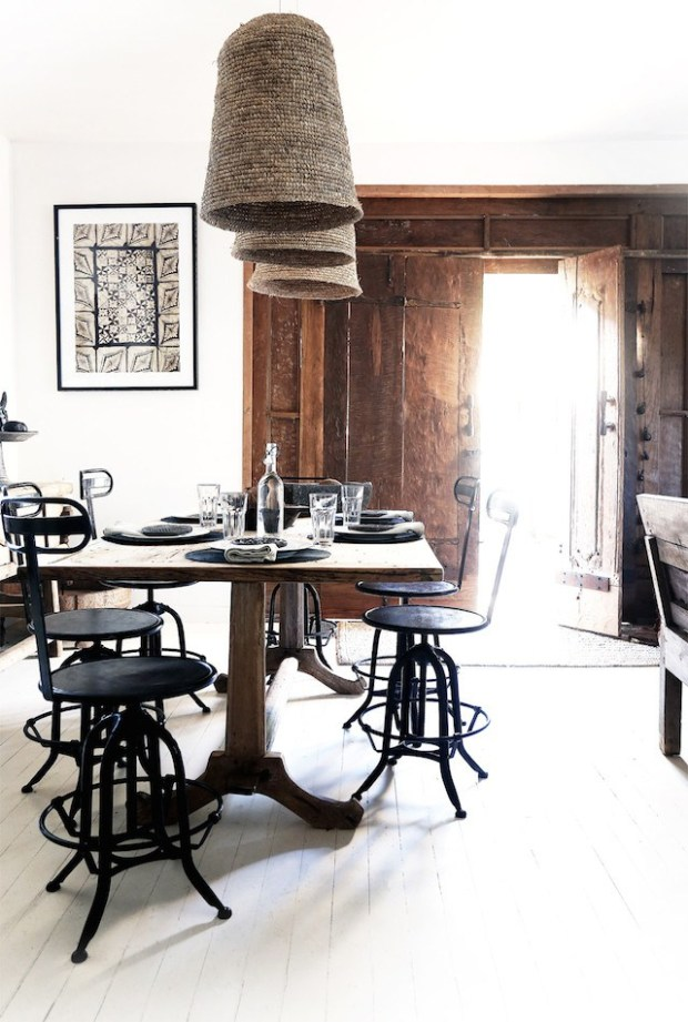Charles Ray and Coco - decoration - salle a manger  - Australie