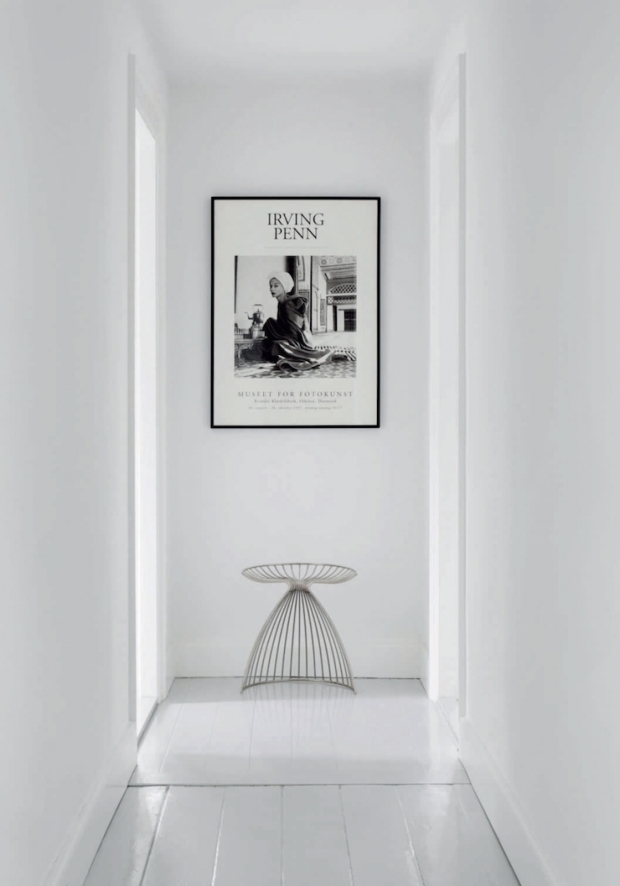 Charles Ray and Coco - irving-penn-photo-photo-chris-tonnesen