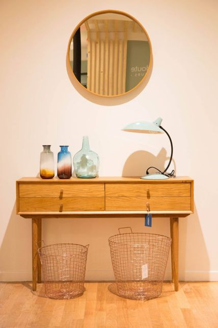 Charles Ray and Coco - Blog deco - La Redoute Interieurs - console