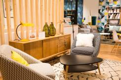 Charles Ray and Coco - Blog deco - La Redoute Interieurs - salon cosy