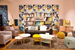 Charles Ray and Coco - Blog deco - La Redoute Interieurs - salon