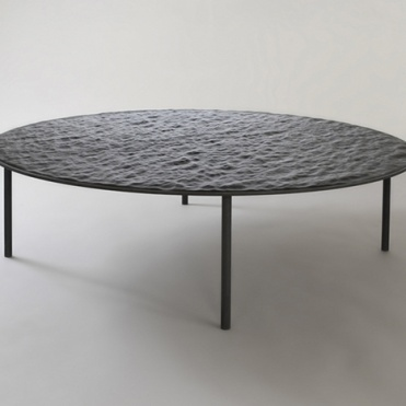 Charles Ray and Coco - Blog deco - Milan 2016 - Table Mer noire - Damien Gernay