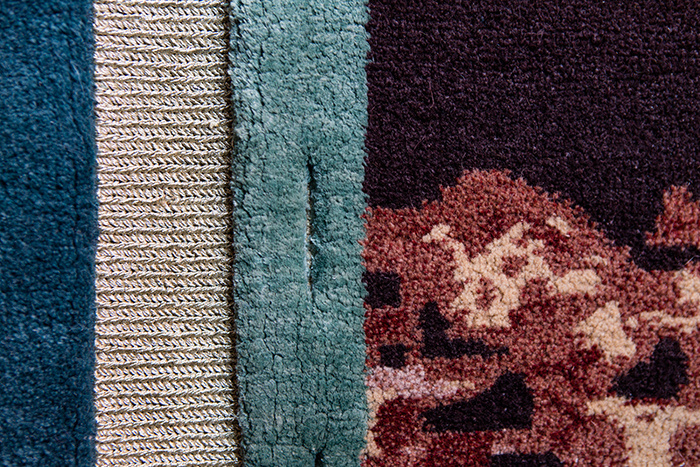 Charles Ray and Coco - Blog deco - Milan 2016 - Tapis Paralleli - Dimore Studio