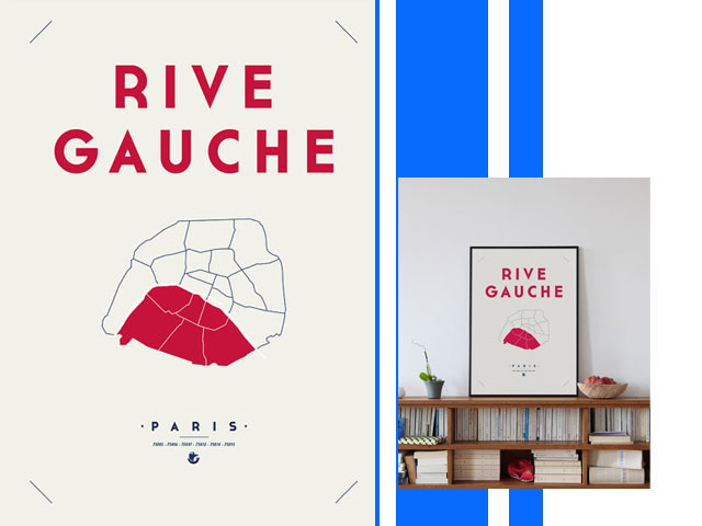 Charles Ray and Coco - Rive gauche - Rive Droite Paris