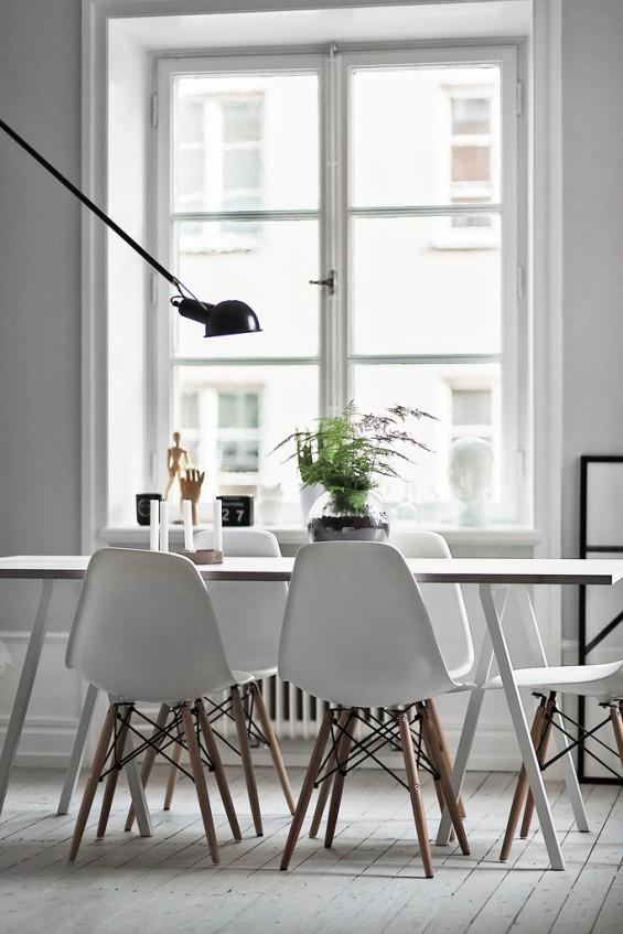 Charles Ray and Coco - Scandinavian interior 2