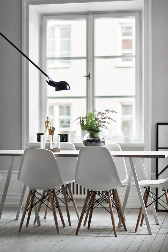 Charles Ray and Coco - Scandinavian interior 2