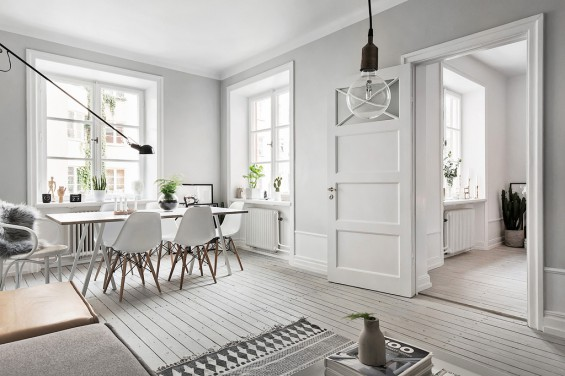 Charles Ray and Coco - Scandinavian interior 3