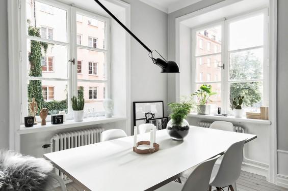 Charles Ray and Coco - Scandinavian interior 4