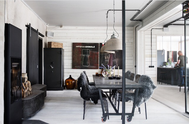 Charles Ray and Coco : blog deco et design - Visite shades of grey