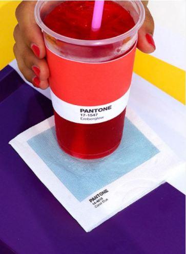 Charles Ray and Coco - blog decoration et design - bordeaux - Café Pantone - grenadine