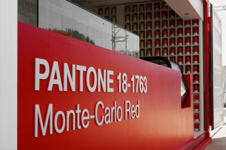 Charles Ray and Coco - blog decoration et design - bordeaux - Café Pantone - Monte Carlo