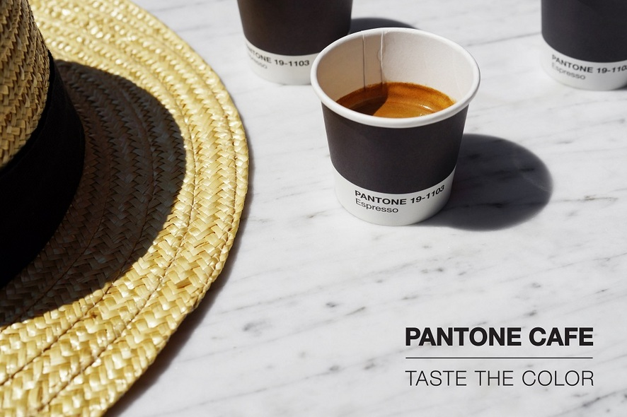 Charles Ray and Coco - blog decoration et design - bordeaux - Café Pantone - Taste of colors