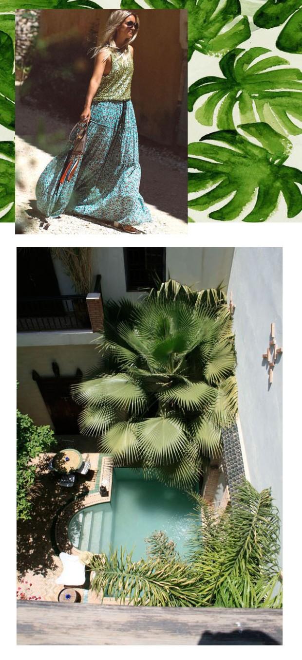 Summer vibes - tropic mood