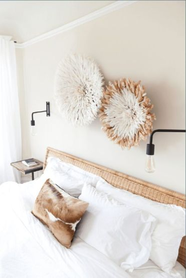 Charles Ray and Coco - blog décoration et design _ bordeaux - juju hat - bedroom