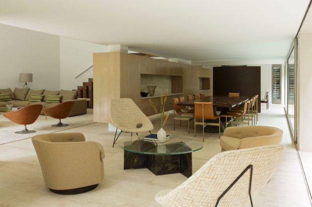 Charles Ray and Coco - visite - architecture - interior - Sao Paulo - brasil - DS-House-07-850x566