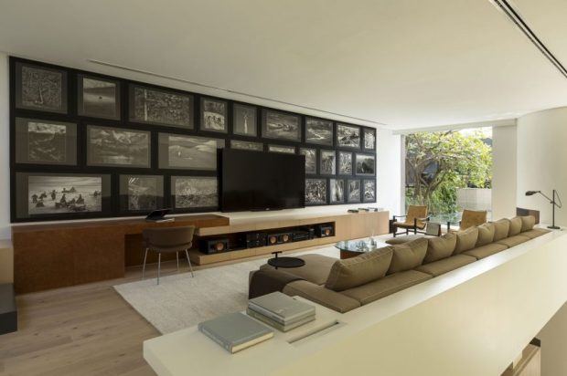 Charles Ray and Coco - visite - architecture - interior - Sao Paulo - brasil - DS-House-08-850x566