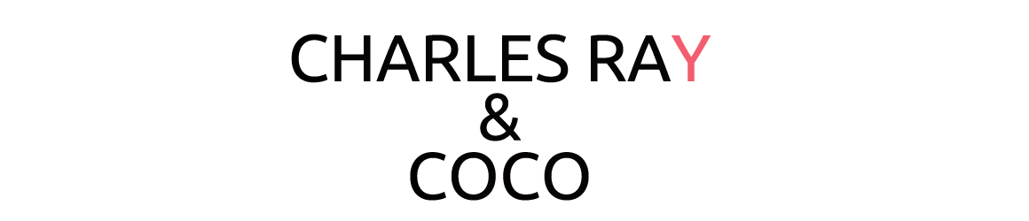 Charles Ray and Coco - blog décoration et design