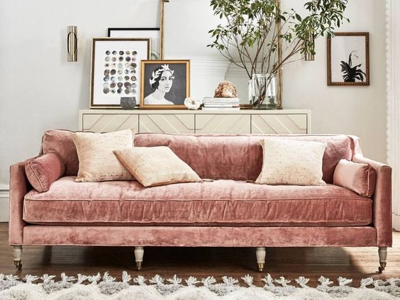 canape-togo-velours-rose-charlesrayandcoco-blog-deco-design-bordeaux