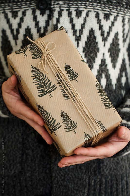 paquet-cadeaux-kraft-guirlande-sapin-noel-charlesrayandcoco-blog-decoration-design-bordeaux