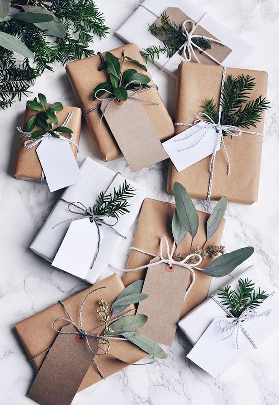paquet-cadeaux-kraft-noel-charlesrayandcoco-blog-decoration-design-bordeaux