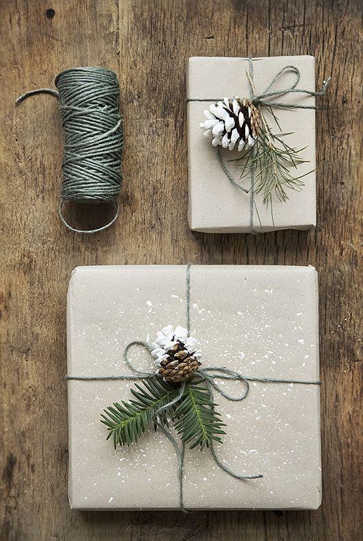 paquet-cadeaux-kraft-vegetale-pin-noel-charlesrayandcoco-blog-decoration-design-bordeaux