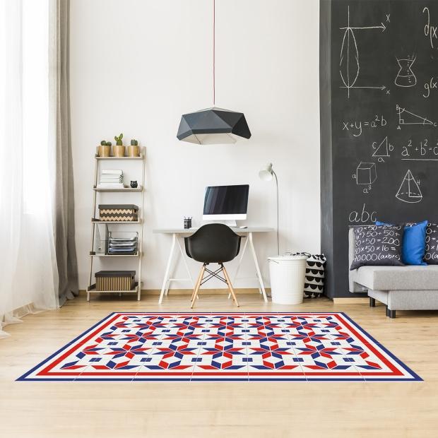 charles-ray-and-coco-blog-deco-et-design-actualite-de-la-decoration-et-du-design - bon plan - shopping - bazarchic - le vinyl c'est chic - tapis sultan