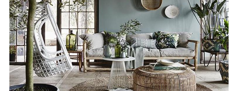 charles ray and coco - blog deco et design - actualite de la decoration et du design - tendance - rotin - ambiance-