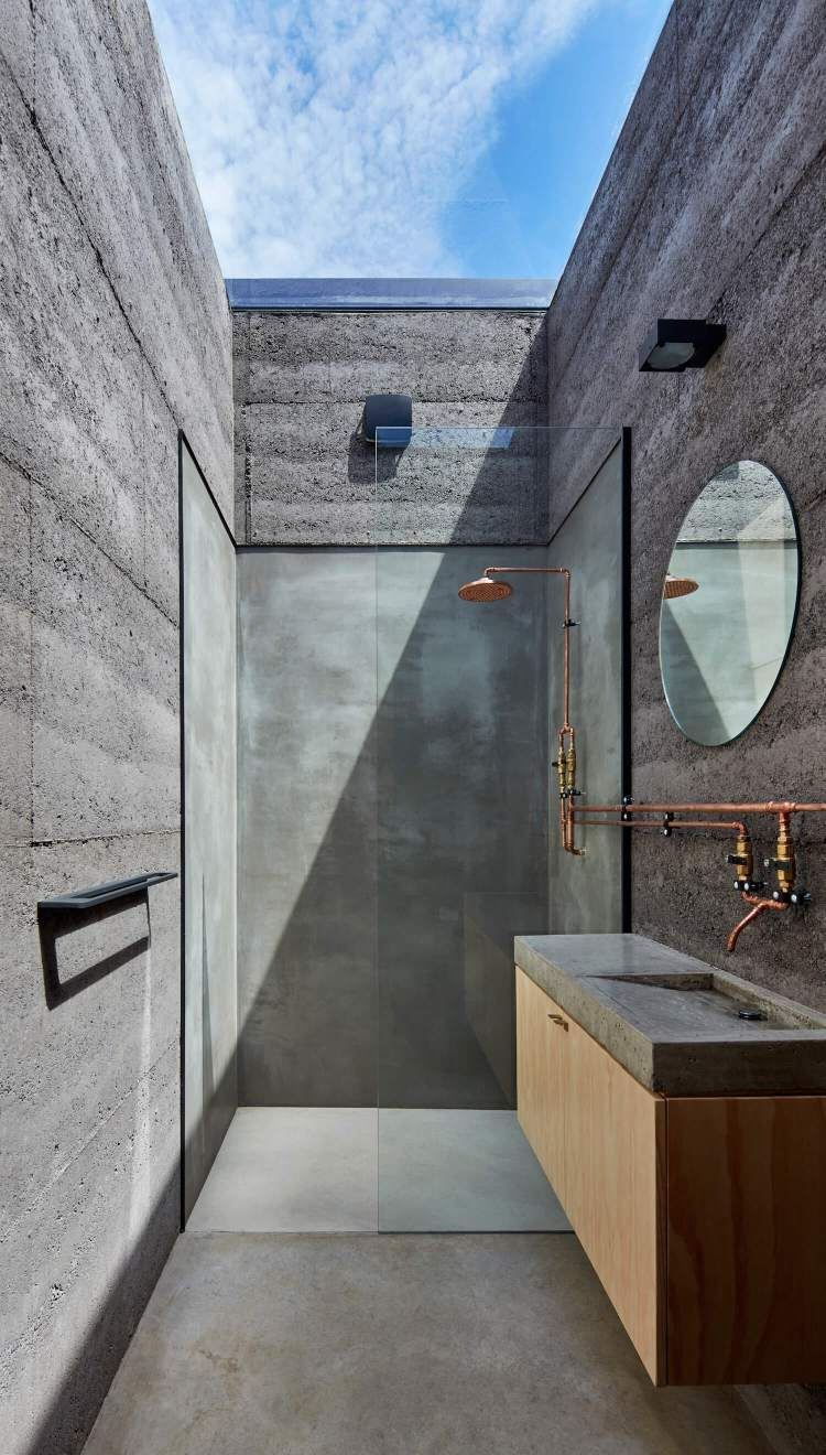 charles-ray-and-coco-blog-deco-et-design-actualite-de-la-decoration-et-du-design-visite - balnarring retreat- branch studio architects - interior - bathroom