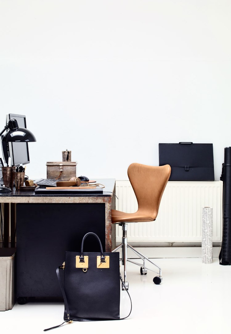 charles ray and coco - blog deco et design - actualite de la decoration et du design - visite - interior - bureau