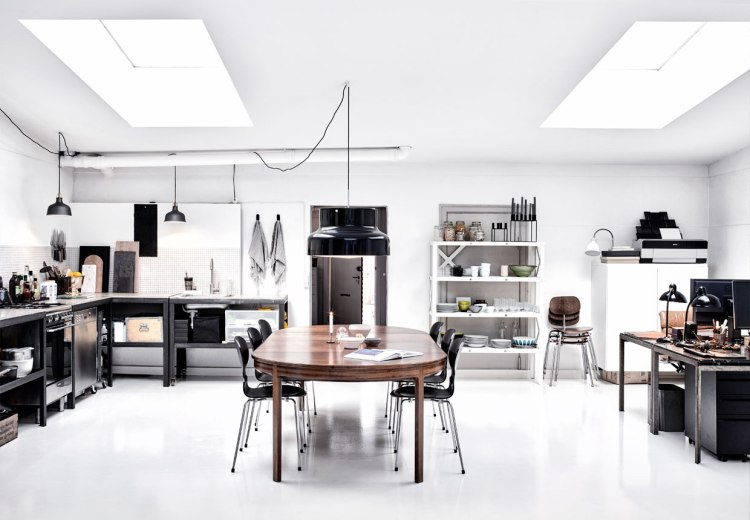 charles ray and coco - blog deco et design - actualite de la decoration et du design - visite - interior - cuisine