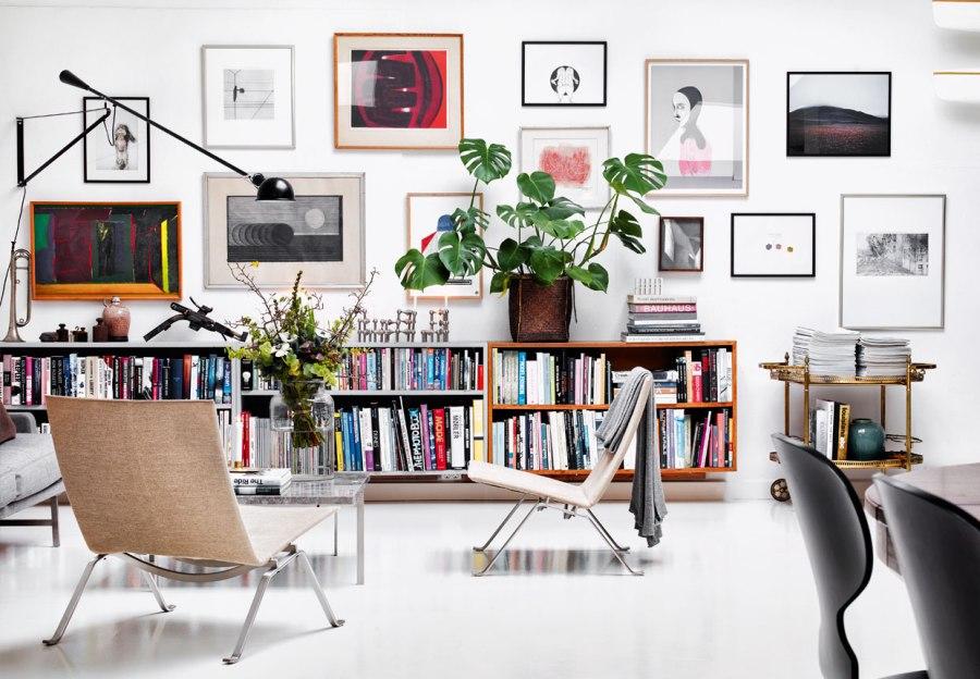 charles ray and coco - blog deco et design - actualite de la decoration et du design - visite - interior - salon - living room