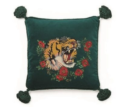 Coussin Gucci Decor