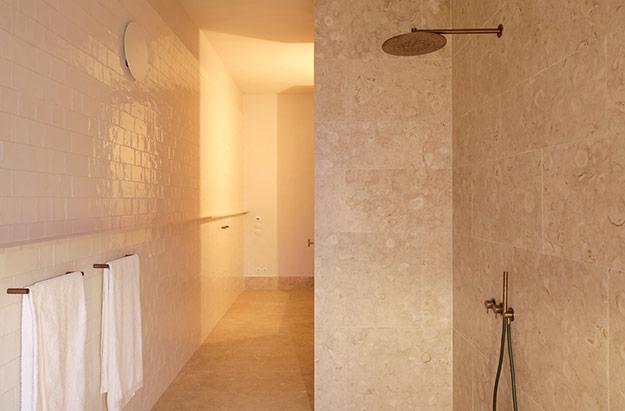 Santa Clara 1728 salle de bain - douche