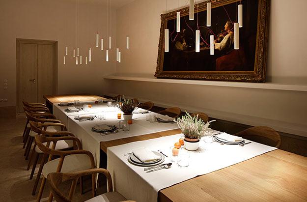 Santa Clara 1728 salle à manger