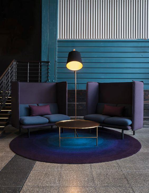 maison & objet 17 - tendance - fauteuil enveloppant