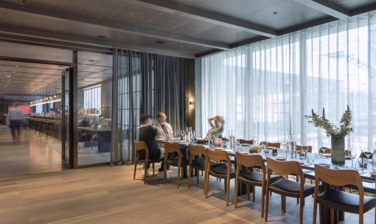 Charlesrayandcoco-blog-deco-design-visite-Hotel-At-Six-Stockholm-Nordicdesign- dining room 3