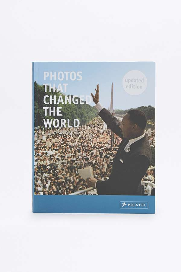 Livre Photos that changed the world - 20€