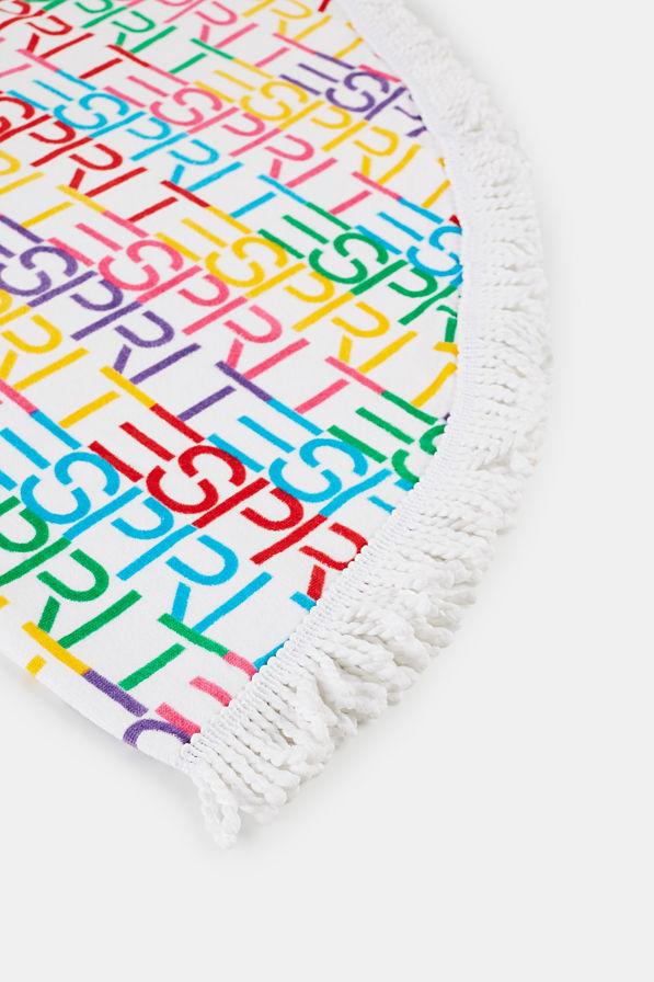 charlesrayandcoco- blog deco et design - selection déco - esprit - serviette ronde