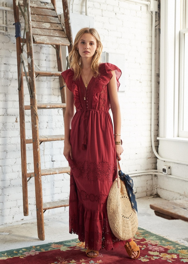 charlesrayandcoco- blog deco et design - sezane - robe Chelsea