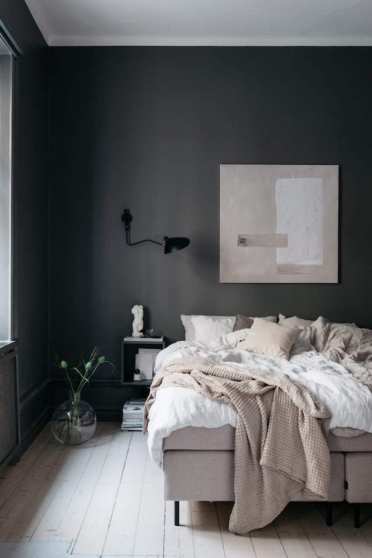 charlesrayandcoco- blog deco et design - visite - stockholm - chambre